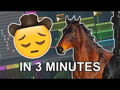 """How Lil Nas X Made """"Old Town Road"""" In 3 Minutes"""