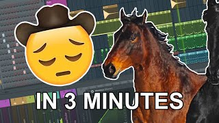 "How Lil Nas X made ""Old Town Road"" in 3 minutes"