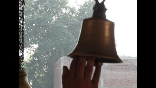 Why do we ring the temple bell