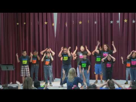Morales Elementary School - Hand Clap Song