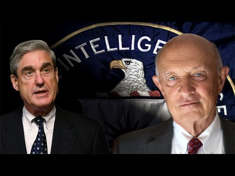 Clinton CIA Director James Woolsey: Mueller's Agent of Deception in Flynn Case