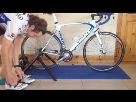 CycleOps Pro Jet Fluid Trainer