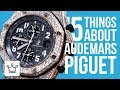 15 Things You Didn't Know About AUDEMARS PIGUET Mp3