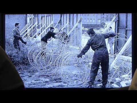 News Broadcast: German Reunification