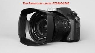 Graham's Guide to the Panasonic Lumix FZ2000/2500 Part1 : Controls