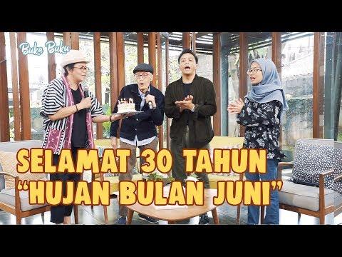"""Arti Sapardi: Selamat 30 Tahun """"Hujan Bulan Juni"""" (Part 3)   Buka Buku"""