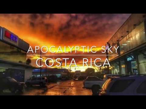 """*Apocalyptic Skies* 