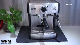 WPM KD 130 Espresso Machine