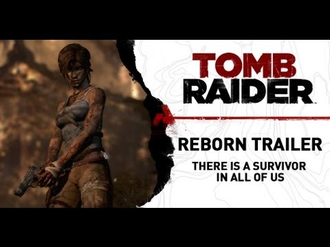 Tomb Raider [ES] #Reborn Trailer