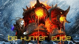 100 bm hunter guide warlords of draenor hunter pvp guide patch 6 0 3