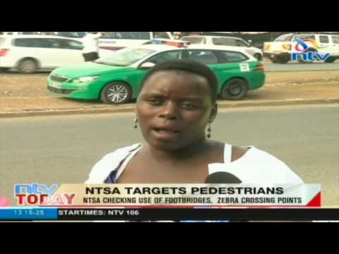 More than 200 pedestrians arrested for improper road use
