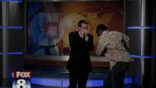 WJW - Fox 8 News in Cleveland - Kenny, Todd Do a 'Pants' Remix