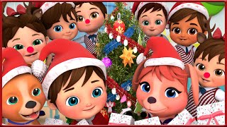 Santa Claus is Coming to Town + More Nursery Rhymes & Kids Songs - Banana Cartoons Song [HD]