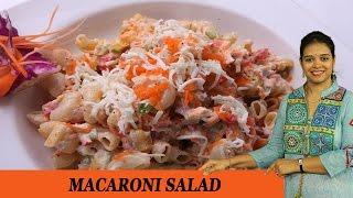 Macaroni Salad - Mrs Vahchef