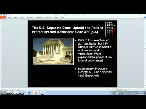 Deconstructing the New Federalism and the U.S. Supreme Court