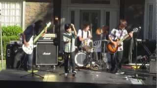 FTC Band Performs live at Pistahan SA CBS Studios Center in Studio City, CA - Diversity News Magazin