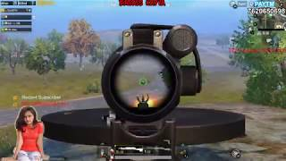 Only Hot drop and Rush Game play | Pubg Live with BindassKAVYA