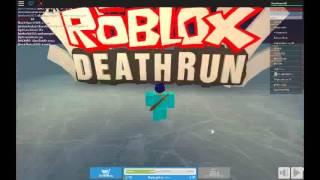 Roblox Speed Hack Death run (SanicHaxer918 account)