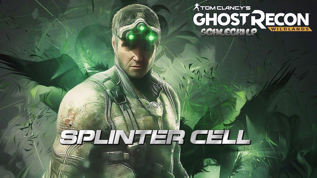 Ghost Recon: Wildlands | SPLINTER CELL / SAM FISHER 1 | Fundorte | Taktik | Guide | Maske