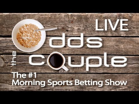 The Odds Couple MLB & NBA Picks of the Day LIVE w/ Mike & Drew