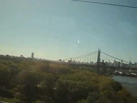 Video Tren Amtrak de Boston a NY 2