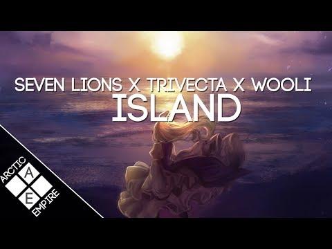 Seven Lions, Wooli, & Trivecta - Island (Feat. Nevve)| Melodic Dubstep
