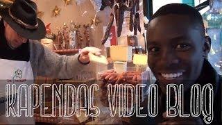 Kapenda's Vlog 7 - German Sausages