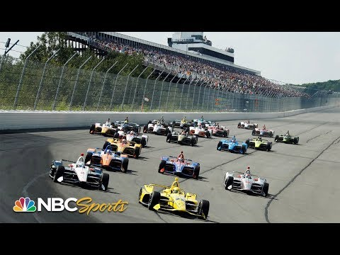 ABC Supply 500 | EXTENDED HIGHLIGHTS | 8/18/2019 | Motorsports on NBC