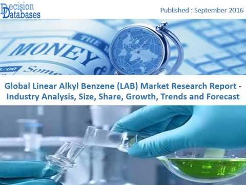 Linear Alkyl Benzene (LAB) Market Research Report