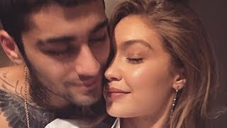 Gigi Hadid SPOTTED Outside Zayn Malik's Apartment After Breakup!