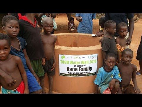 Togo Water Wells - WWTOGO-019 | Muslim Aid Australia