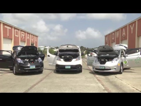 Alternate Energy Solutions - Electric Cars in Antigua and Barbuda