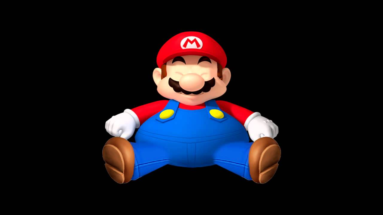Super Mario Theme Ear rape - YouTube
