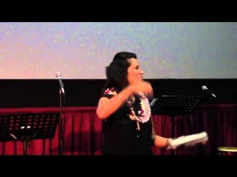 Voyager Church Sermon Honolulu Hawaii Guest Speaker Pastor Tisha Falcon Lehfeldt 12-27-2015