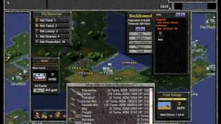 Civilization 2: Test of Time Talkthrough 039 - No Spacing Out On The Job