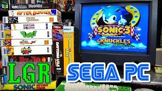 LGR - Sega PC Games: A Retrospective