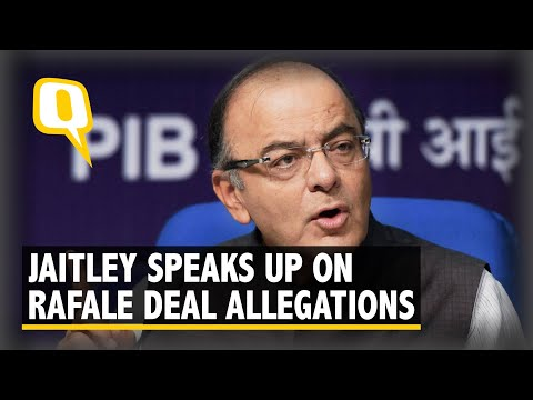 Congress' Pricing Claims on Rafale Deal Factually False: Jaitley
