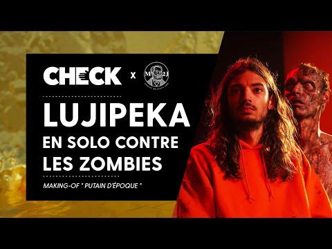 Youtube: Lujipeka en solo contre les zombies