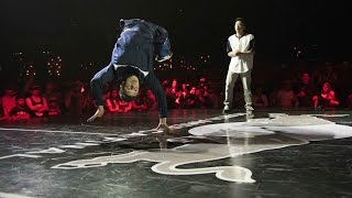 Icey Ives VS Fléau - Red Bull BC One North America Qualifier 2014
