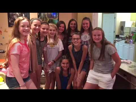 Birthday party for girl 12 years old