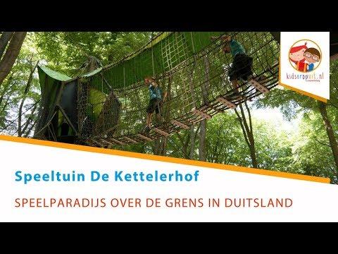 De Kettelerhof, een fantastisch speelgeheim over de grens in Duitsland