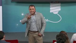 Miedo al Cambio, Johnny García, II Congreso de Coaching Complejo Natura