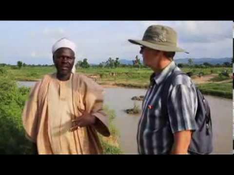 AUN Field Trip on Desertification and Wetlands in Nigeria