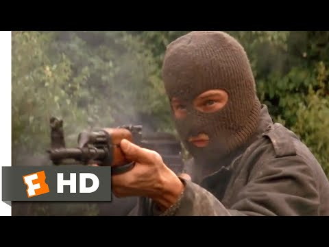 The Devil's Own (1997) - IRA Shootout Scene (1/10) | Movieclips