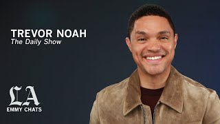 Trevor Noah from 'The Daily Show,' Emmy Contenders chats with the Los Angeles Times