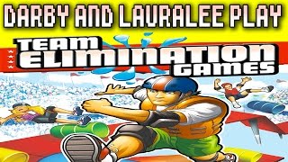 Team Elimination Games - Wii - Darby and Lauralee Play