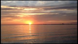 Sunset Öland from Eriksöre