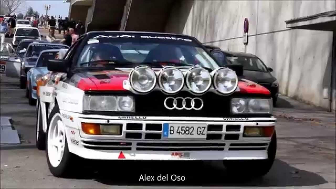 Audi 80 Quattro Sport Cup Rally Youtube