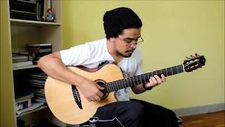 Por isso eu corro demais (Roberto Carlos) por Danilo Oliveira - violão solo