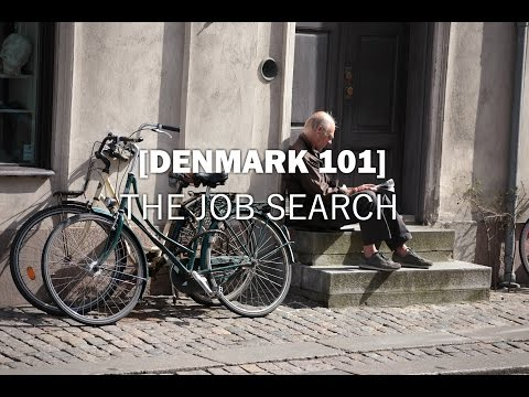 Denmark 101 - Searching for a Job - Ep. 40